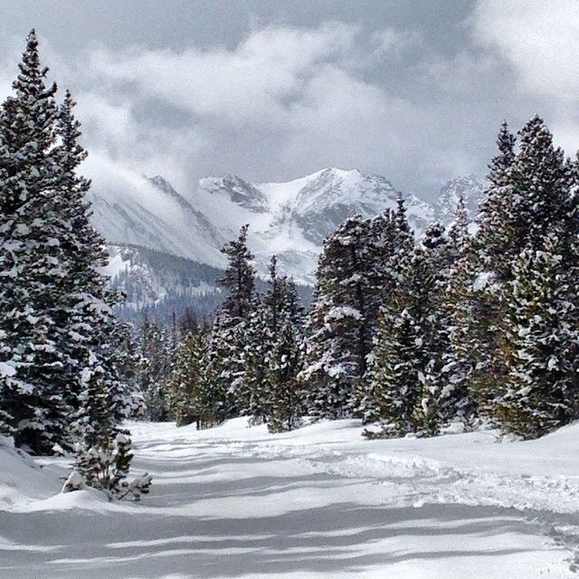 Brainard Lake Indian Peaks